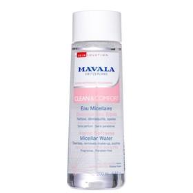 Альпийская мицеллярная вода Mavala Clean & Comfort, смягчающая, 200 мл