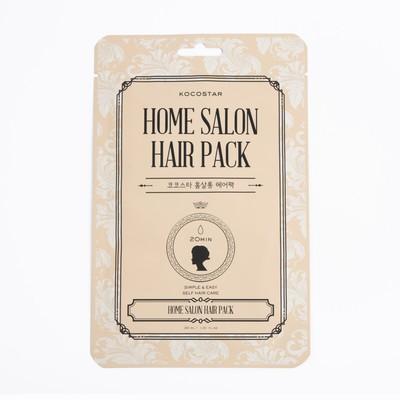 Восстанавливающая маска для волос Kocostar Home Salon Hair Pack, 30 мл - Фото 1