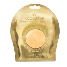 Гидрогелевые патчи для глаз Kocostar Princess Eye Patch, золотые