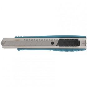 Нож обойный GROSS, 160 мм, метал.корпус, выдв. сегм. лезвие, 18 мм (SK-5)