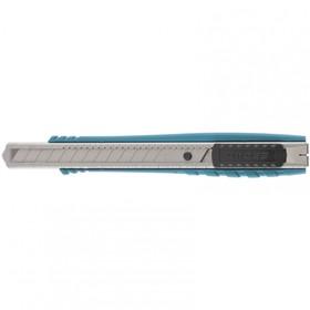 Нож обойный GROSS, 130 мм, метал. корпус, выдв.сегм.лезвие, 9 мм (SK-5)