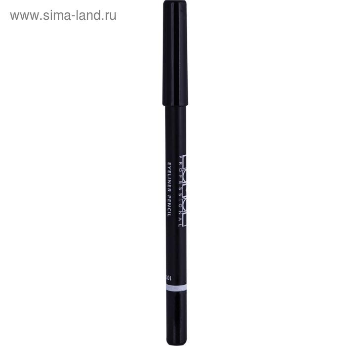 Карандаш для глаз Lamel professional, тон 101, чёрный