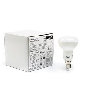 Лампа светодиодная Ecola Light Reflector, R50, 7 Вт, E14, 2800 K, теплый белый