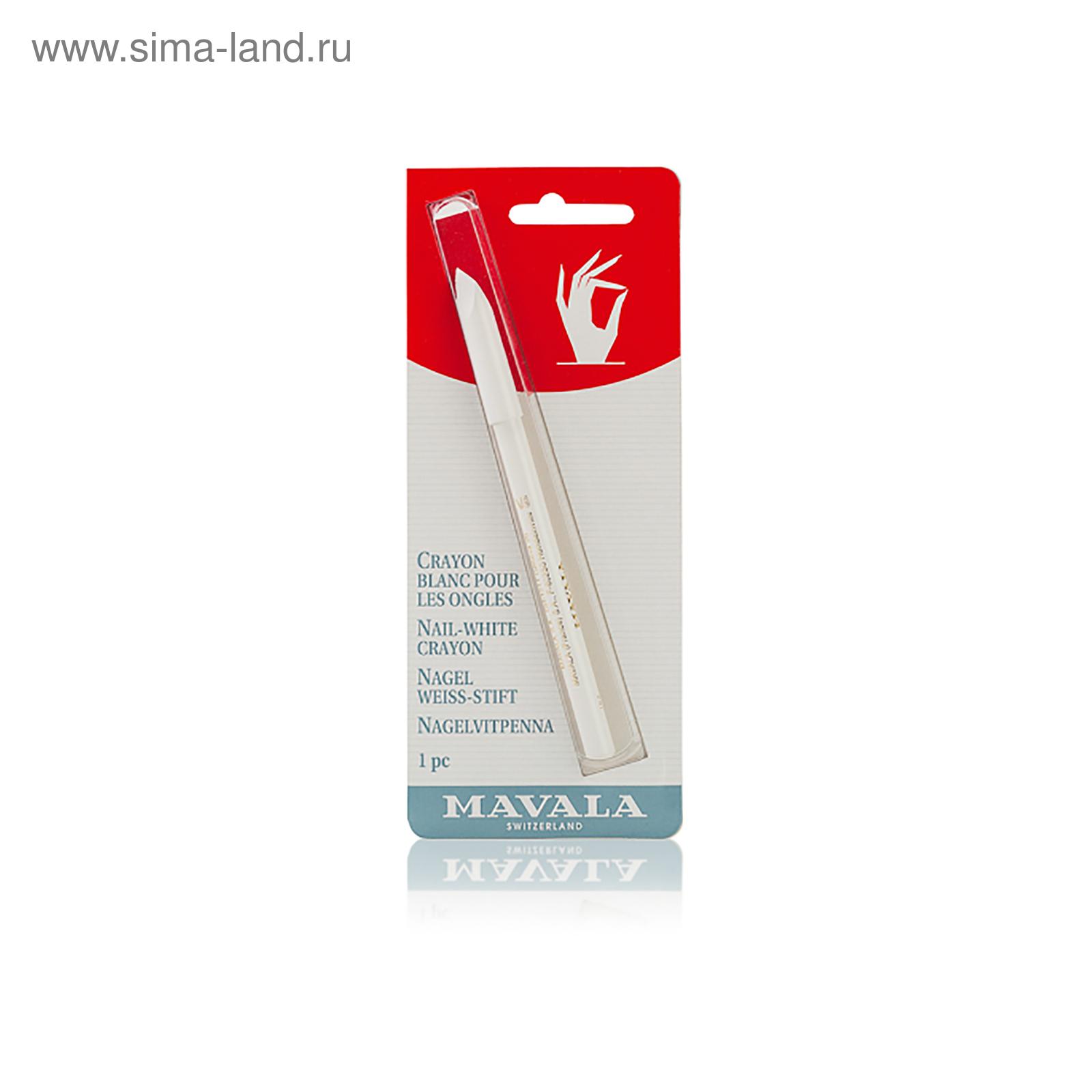 Как делать французский маникюр белым карандашом