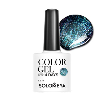 Гель-лак Solomeya Color Gel Polar Lights, 8,5 мл