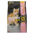 Сухой корм Nutram S1 kitten для котят, курица/лосось, 1.8 кг