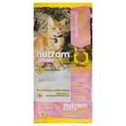Сухой корм Nutram S1 kitten для котят, курица/лосось, 400 г