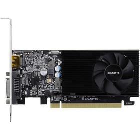 Видеокарта Gigabyte GeForce GT 1030 (GV-N1030D4-2GL) 2G,64bit,DDR4,1177/2100