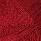 """Пряжа """"Pirlanta Wayuu"""" 100% микроакрил 350м/100гр (1175 тёмно-красный)"""