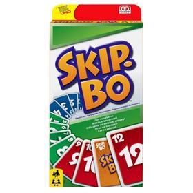 Карточная игра Skip-Bo