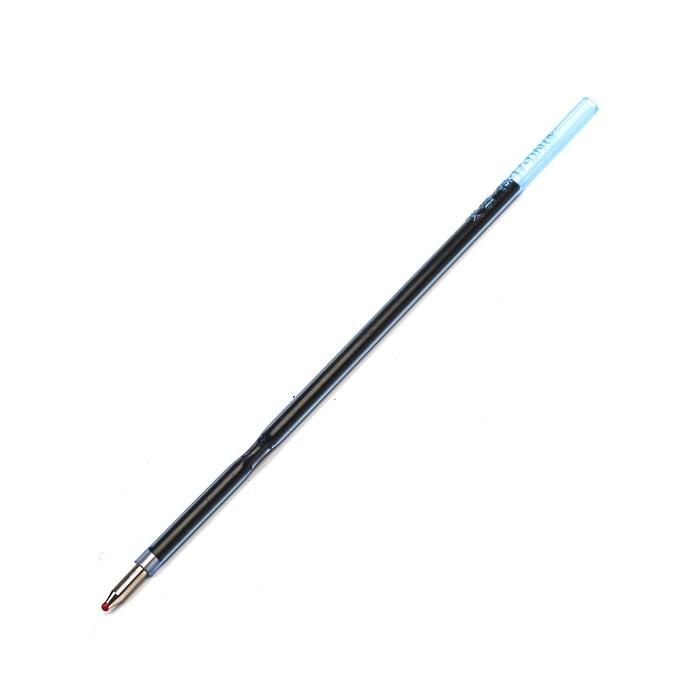 Стержень шариковый, 0.7 мм, синий, L-107 мм, с ушками для автоматических ручек, Vinson