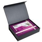Постельное бельё Этель «Пурпурное сияние» 1,5 сп 143х215, 150х214, 70х70+3- 2 шт - Фото 5