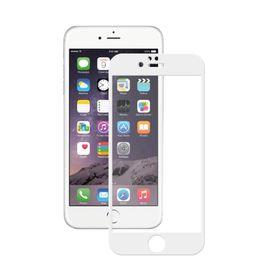Защитное стекло Deppa (62038) 3D для iPhone 7 Plus, 0,3 мм, белое
