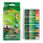Пастель масляная, 12 цветов, в бумажном держателе, в картонной коробке, HIGH SPEED (внедорожники)