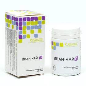 Комплекс «Иван-чай П», нормализация работы мужской мочеполовой системы, 100 таблеток по 205 мг
