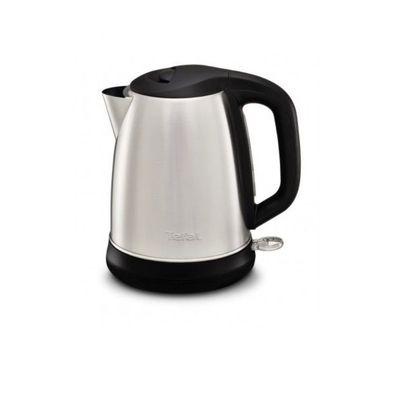 Чайник электрический Tefal KI270D30, металл, 1.7 л, 2400 Вт, серебристый - Фото 1