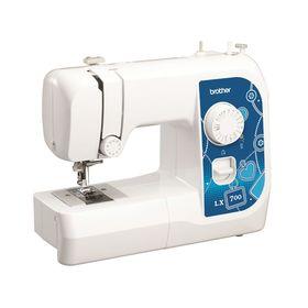 Швейная машина Brother LX700, 17 операций, электромеханическое управление, белая Ош