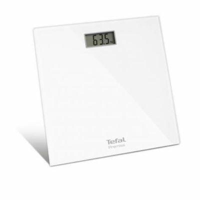 Весы напольные Tefal PP1061V0, электронные, до 150 кг, белые - Фото 1