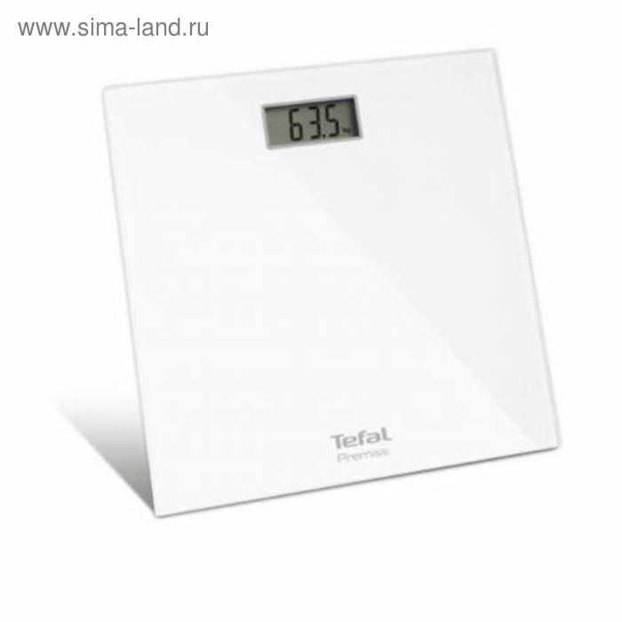 Весы напольные Tefal PP1061V0, электронные, до 150 кг, белые