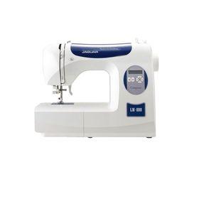 Швейная машина Jaguar LW-400, 80 операций, швейный советник, белая