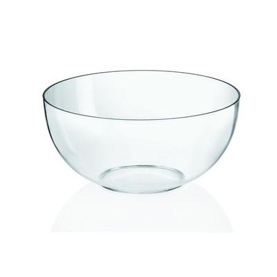 Миска для салата, 500 мл, прозрачная - Фото 1