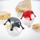 Тёрка для сыра KASIMIR, красная - Фото 3