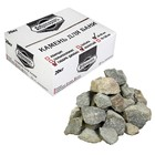 "Камень для бани ""Габбро-диабаз"" колотый для электрокаменки, ""Добропаровъ"" 20кг, 40- 90мм"