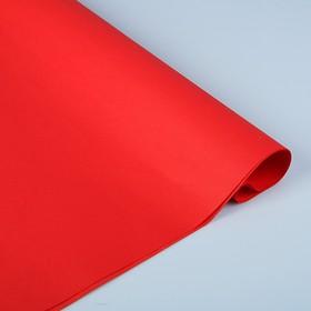 Бумага тутовая, HANJI, «Калька», насыщенный красный 0,64 х 0,94 м, 52 г/м2 Ош