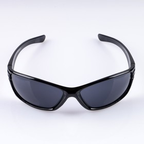 Очки солнцезащитные спортивные 'Мастер К.', поляризационные, 4.5 х 14 см Ош
