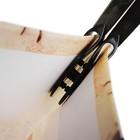 """Пакет """"Акцент"""", полиэтиленовый с пластиковой ручкой, 38 х 35 см, 90 мкм - Фото 2"""