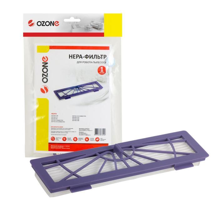 HEPA-фильтр Ozone HR-81 для робота-пылесоса Neato, синтетический, 1 шт 3649653