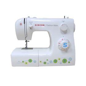 Швейная машина Singer Fashion Mate 2290, 11 операций, качающийся челнок, белая