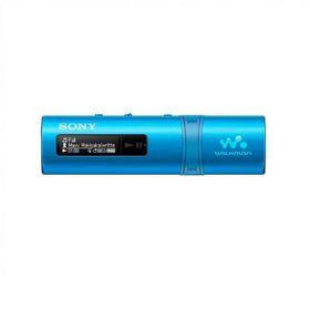 Плеер Flash Sony NWZ-B183FL.EE, 4 Гб, FM, металлический корпус, голубой Ош