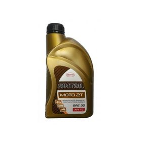 Моторное масло Sintec/Sintoil Мото 2Т п/син 1л Ош
