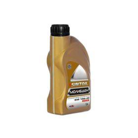 Моторное масло Sintoil Молибден 10W-40 полусинтетика 1л