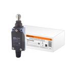 Выключатель концевой TDM ВККН-2102М11-У2, роликовый толкатель, 5 А, 1з+1р, IP65, SQ0732-0029   32917