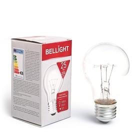 Лампа накаливания BELLIGHT, Б, 25 Вт, Е27, 230 В Ош