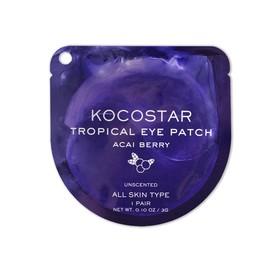 Гидрогелевые патчи для глаз Kocostar «Ягоды Асаи»