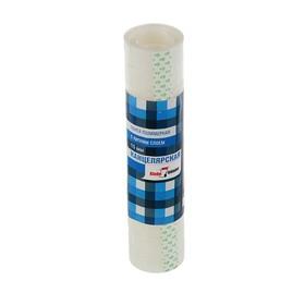 Клейкая лента канцелярская 15 мм х 7 метров, Klebebander, цена за 1 штучку Ош