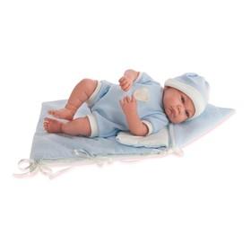 Кукла «Ферран», в голубом, озвученная, 40 см