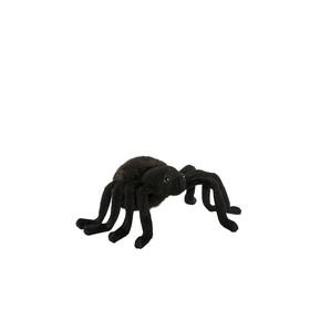 """Мягкая игрушка """"Тарантул"""" черный, 19 см"""