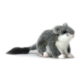 Мягкая игрушка «Хомячок джунгарский», 12 см