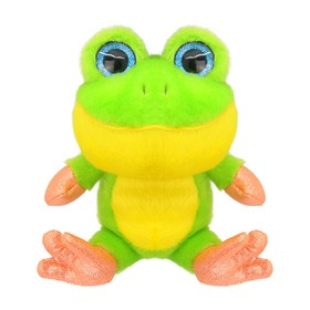 "Мягкая игрушка ""Лягушонок"", 15 см"