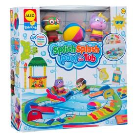 Игрушка для ванны «Пляжная вечеринка»
