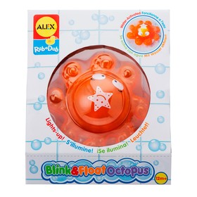 Игрушка для ванны «Осьминог»