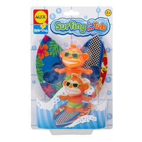 Игрушка для ванны «Сёрфинг»