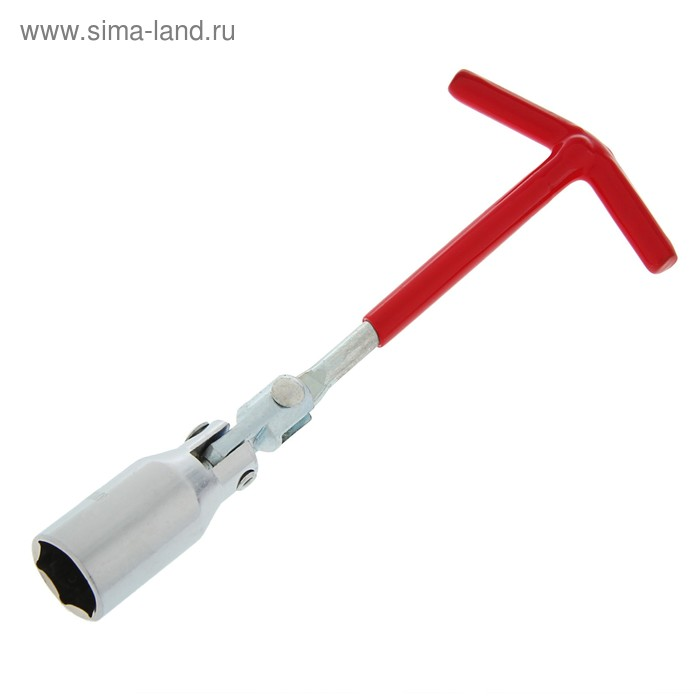 Ключ свечной LOM, с карданным шарниром, 21 мм