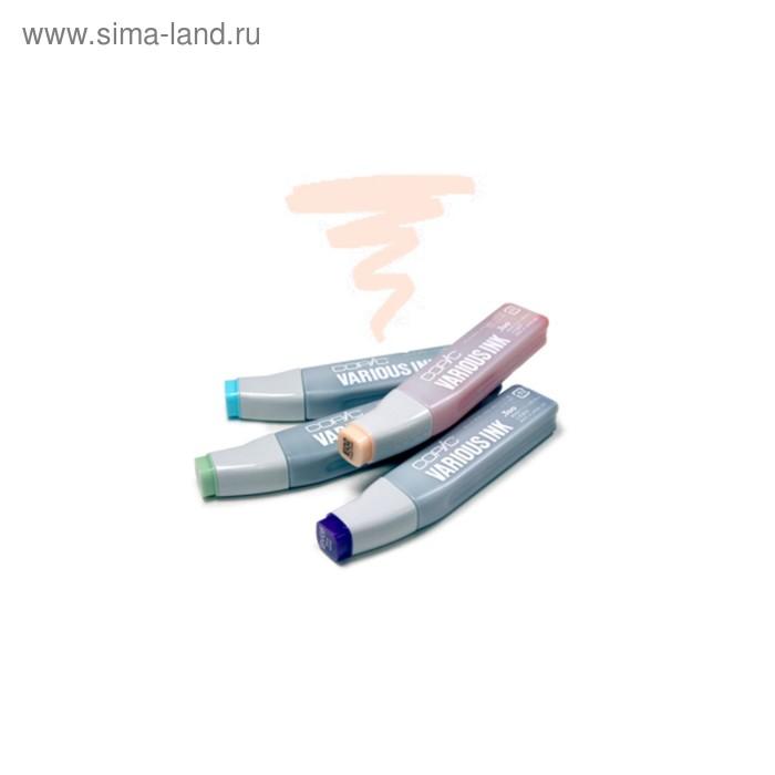 Чернила для маркера Copic E02, спиротвая основа, фруктовый розовый