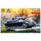 Сборная модель «Немеций танк Т-IV F2» (1:72) - Фото 3