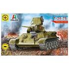 Сборная модель «Советский танк Т-34-76» (1:72) - Фото 3
